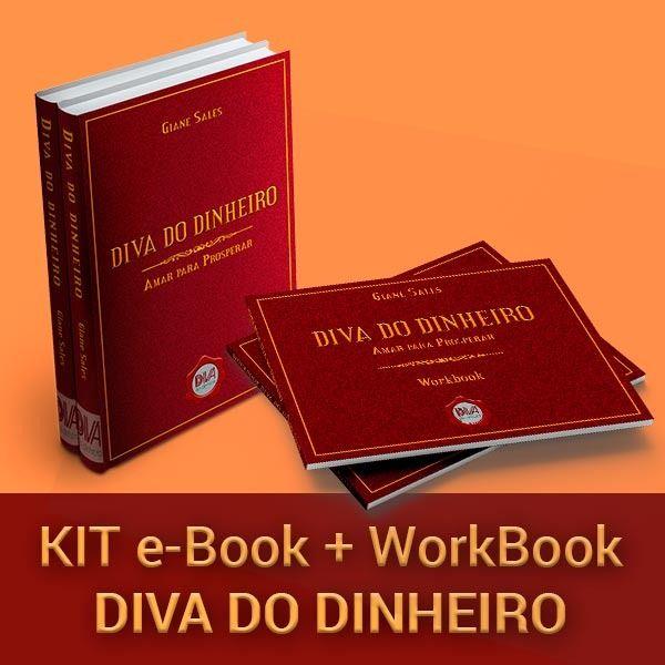 Imagem principal do produto KIT DIVA DO DINHEIRO AMAR PARA PROSPERAR