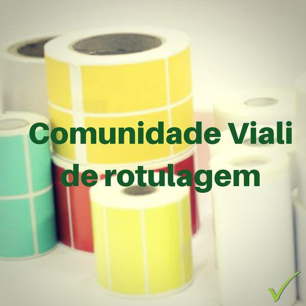 Imagem principal do produto COMUNIDADE VIALI DE ROTULAGEM