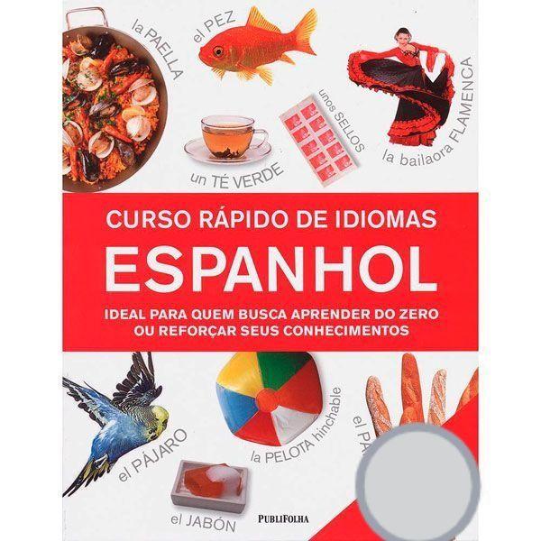 Imagem principal do produto Escola Espanhol Prático (SpeedSpanish)