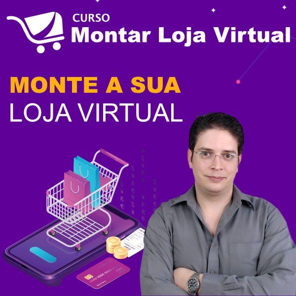 Imagem principal do produto Curso Montar Loja Virtual WooCommerce