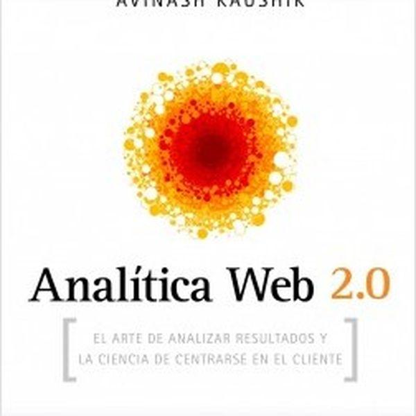 Imagem principal do produto Audiolibro Analítica Web 2.0