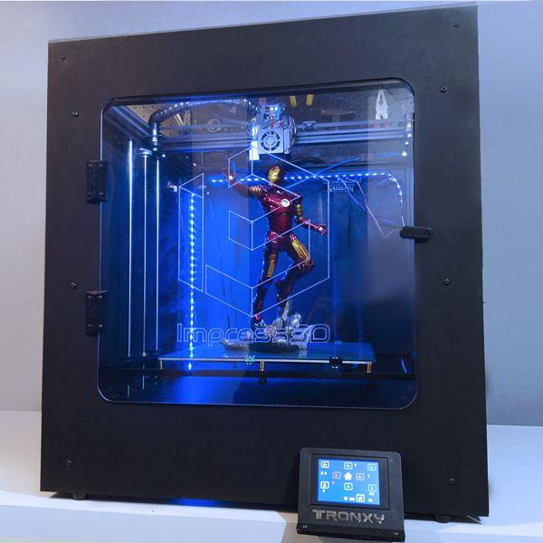 Imagem principal do produto Curso de Impressão 3D