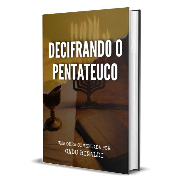 Imagem principal do produto Decifrando o Pentateuco - Comentado.