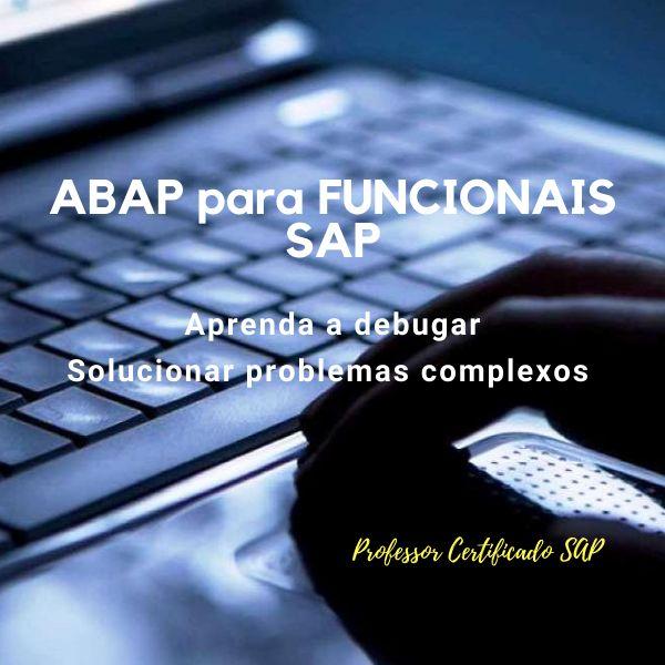 Imagem principal do produto ABAP para Funcionais SAP