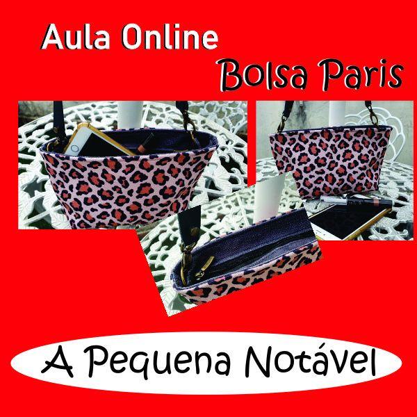 Imagem principal do produto AULA ONLINE - BOLSA PARIS