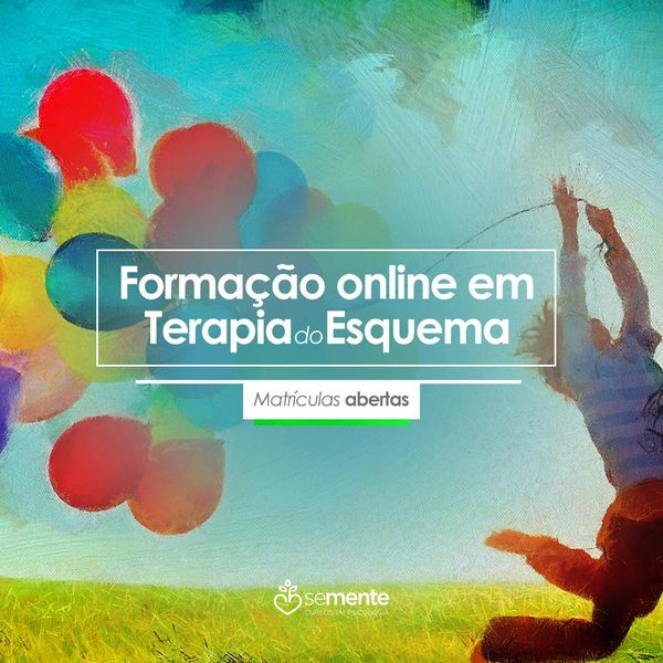 Imagem principal do produto Formação online em Terapia do Esquema