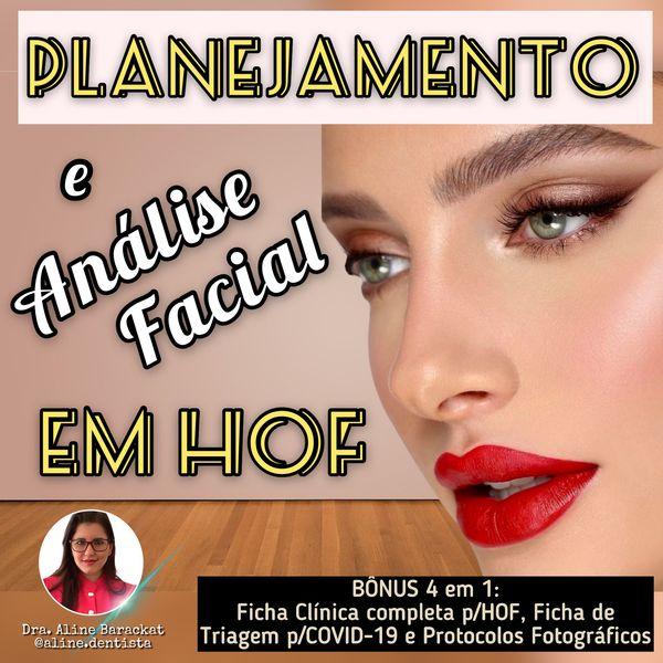 Imagem principal do produto PLANEJAMENTO E ANÁLISE FACIAL EM HARMONIZAÇÃO