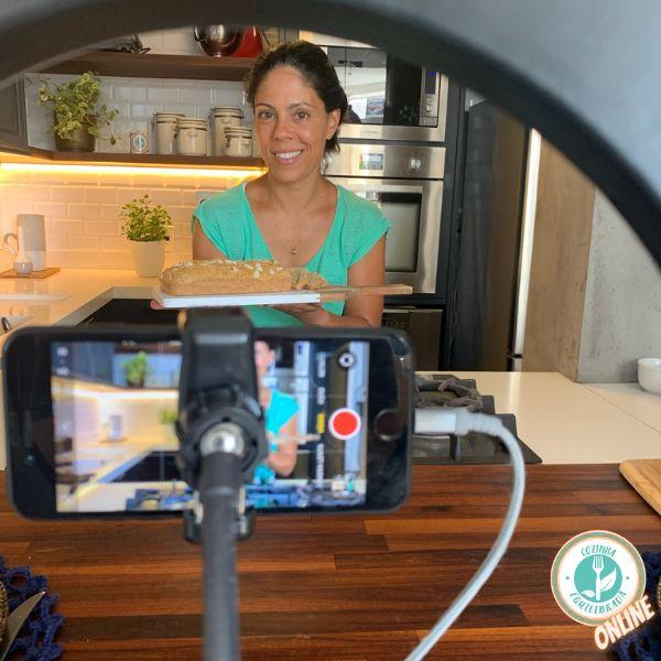 Imagem principal do produto Cozinha Equilibrada Curso Online