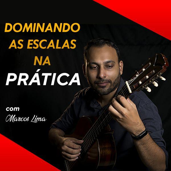 Imagem principal do produto DOMINANDO AS ESCALAS NA PRÁTICA
