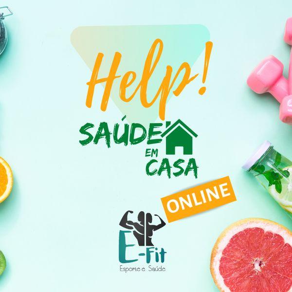 Imagem principal do produto Help! Saúde em Casa