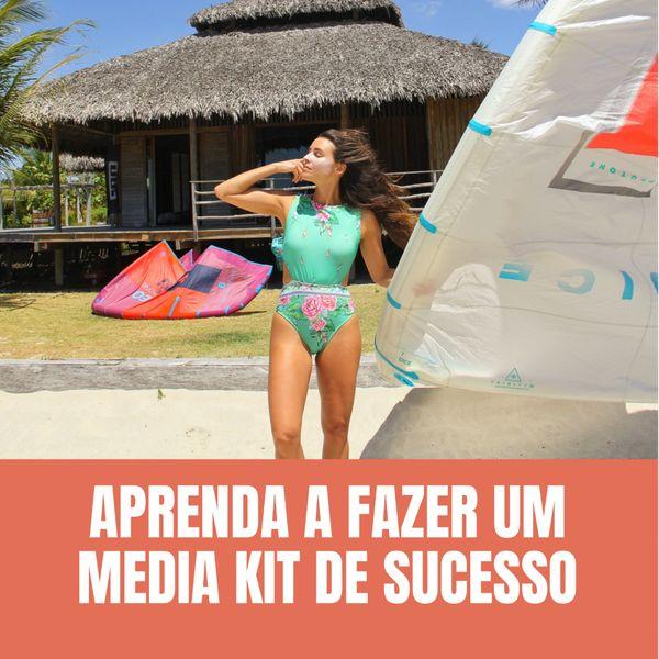 Imagem principal do produto Aprenda a fazer um Media Kit de sucesso