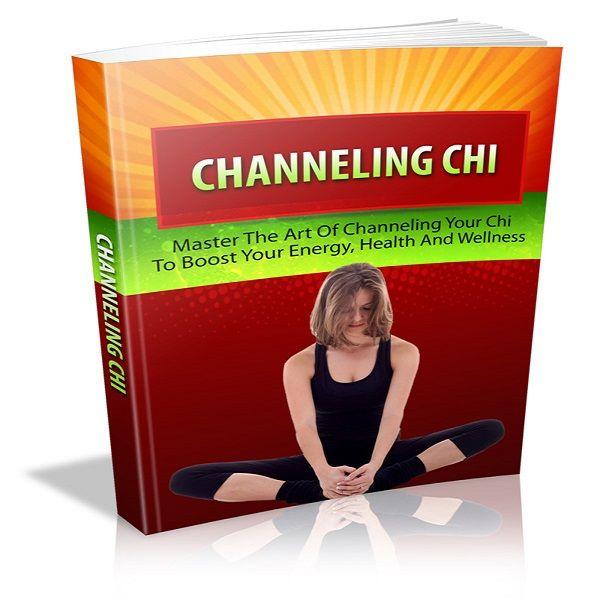 Imagem principal do produto Channeling Chi