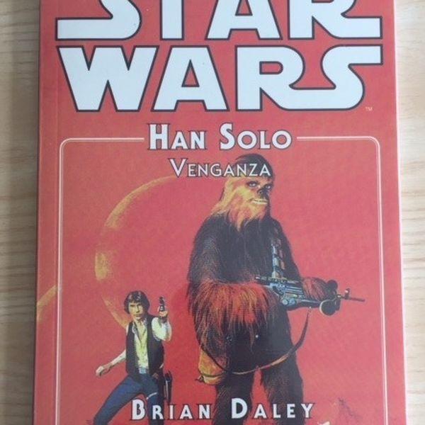 Imagem principal do produto Audiolibro  La venganza de Han Solo