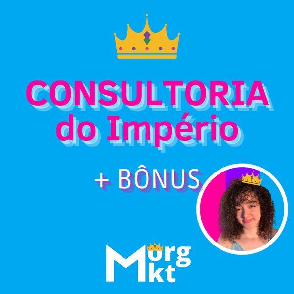 Imagem principal do produto Consultoria do Império | MorgMKT