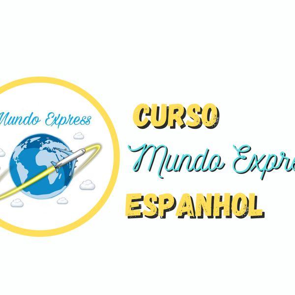 Imagem principal do produto Curso Mundo Express Espanhol