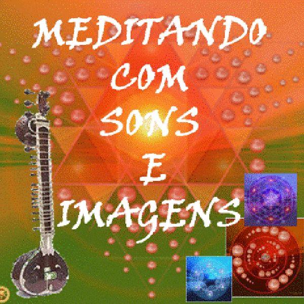 Imagem principal do produto Meditando com Sons e Imagens