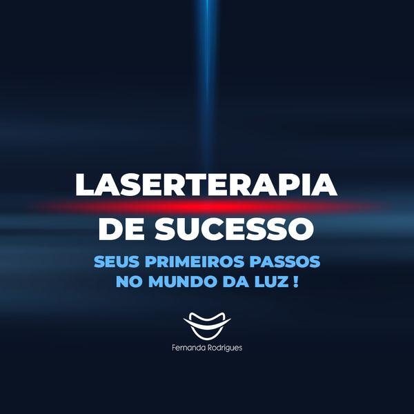 Imagem principal do produto Laserterapia de sucesso: os seus primeiros passos
