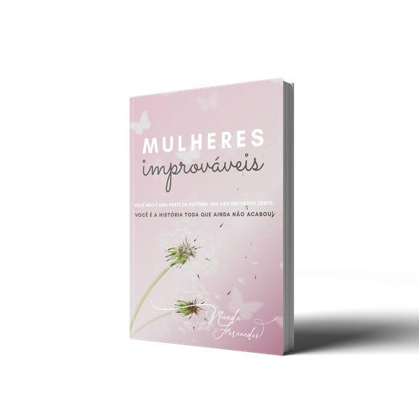 Imagem principal do produto Livro digital: MULHERES IMPROVÁVEIS