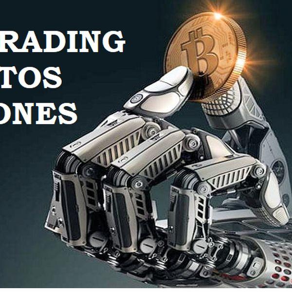 Imagem principal do produto bot trading automático-crypto trading-acciones