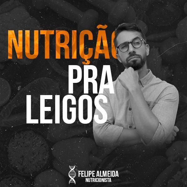 Imagem principal do produto NUTRIÇÃO PARA LEIGOS