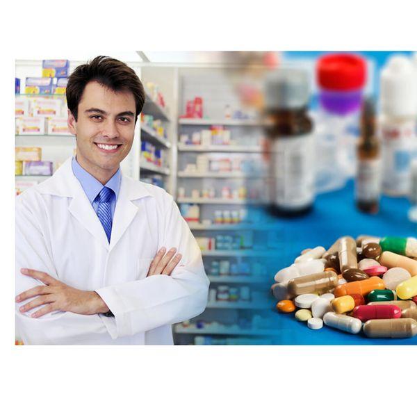 Imagem principal do produto Auxiliar de Farmácia de Manipulação / CBO 5152-15
