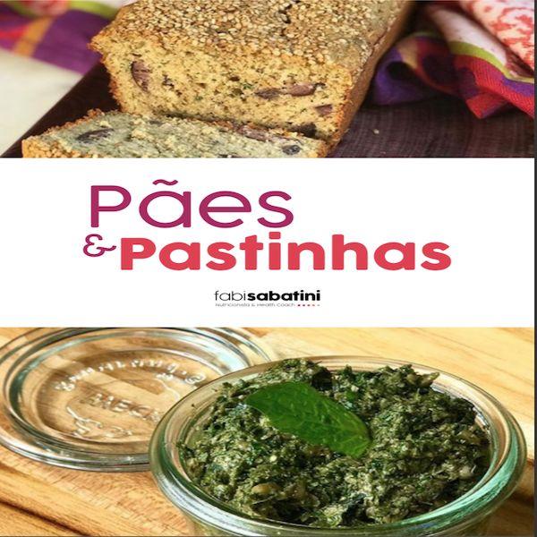 Imagem principal do produto Ebook 20 Receitas de Pães e Pastinhas