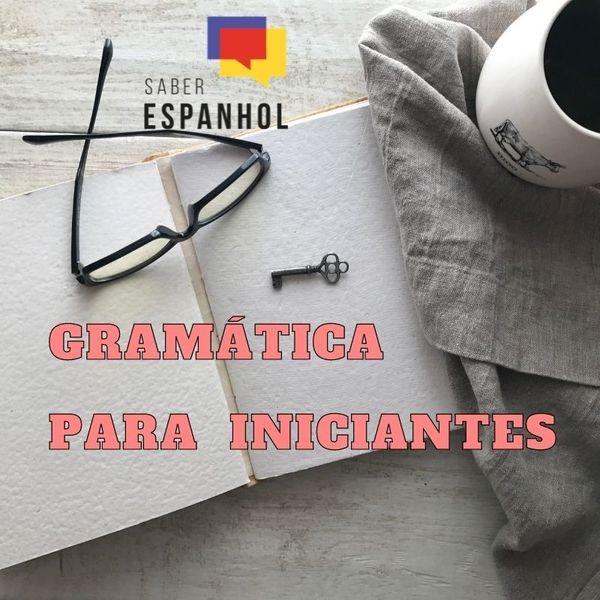 Imagem principal do produto Espanhol - Gramática para Iniciantes