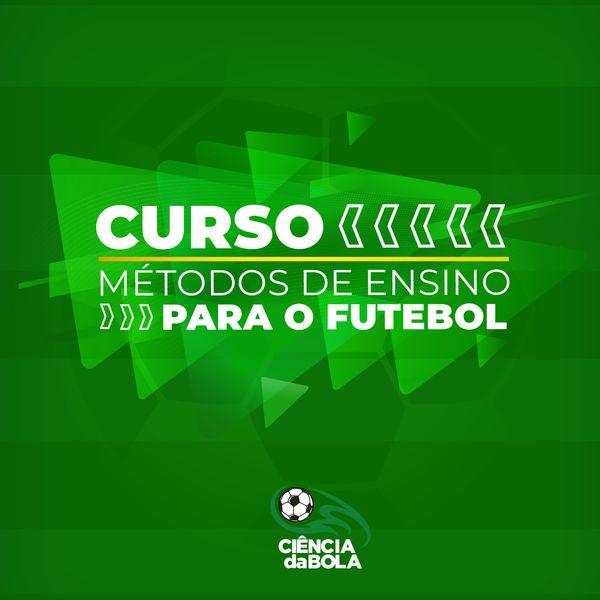Imagem principal do produto CURSO: MÉTODOS DE ENSINO PARA O FUTEBOL