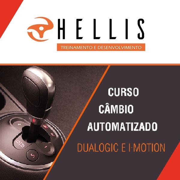 Imagem principal do produto Câmbio Automatizado - Dualogic e I-Motion