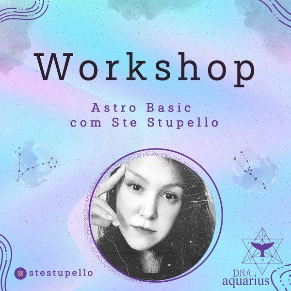 Imagem principal do produto Astrobasic, Astrologia é fácil