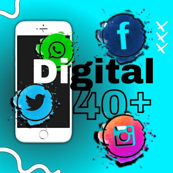 Imagem principal do produto Digital 40+