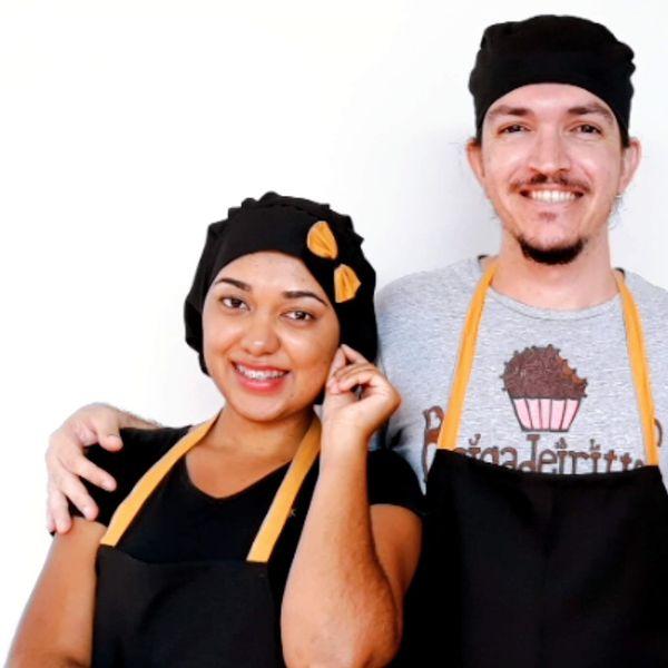 Imagem principal do produto Curso Brownie Supremo - Brigadeirittos