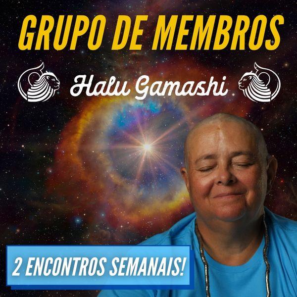 Imagem principal do produto Grupo de Membros - Halu Gamashi