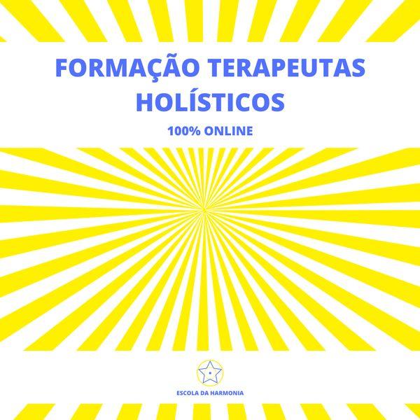 Imagem principal do produto Formação Terapeutas Holísticos