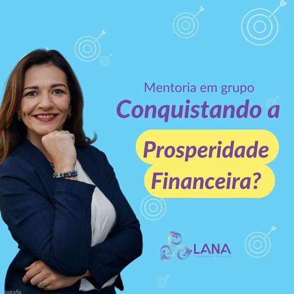 Imagem principal do produto Conquistando a Prosperidade Financeira