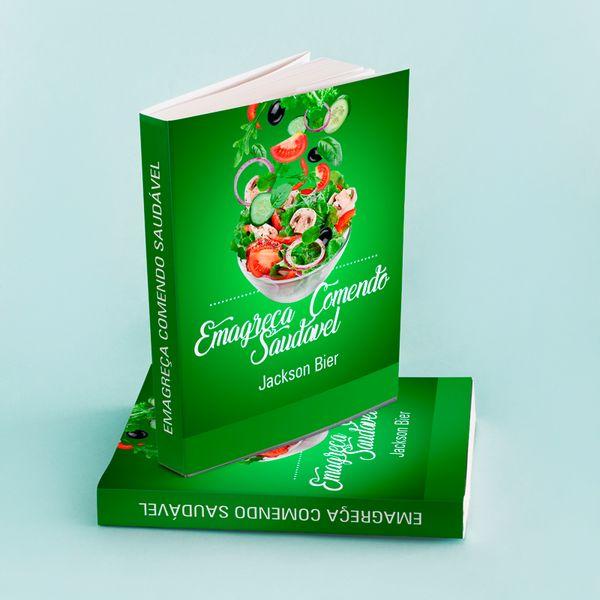 Imagem principal do produto Emagreça Comendo Saudável