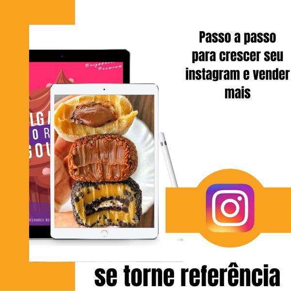 Imagem principal do produto Estratégia de Vendas e crescimento do Instagram.