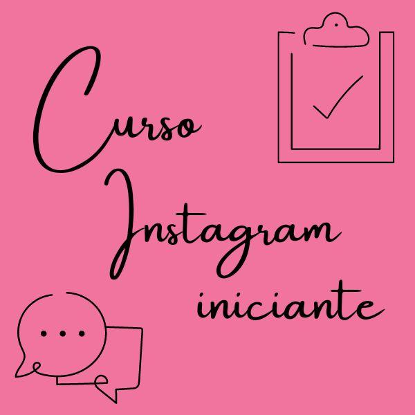Imagem principal do produto CURSO INSTAGRAM PARA INICIANTES