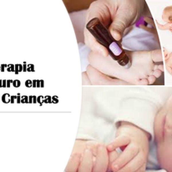 Imagem principal do produto Ebook Aromaterapia Uso Seguro para Bebes e Crianças