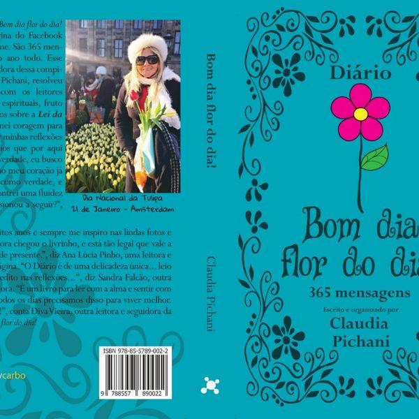 Imagem principal do produto Diário Bom dia, flor do dia!