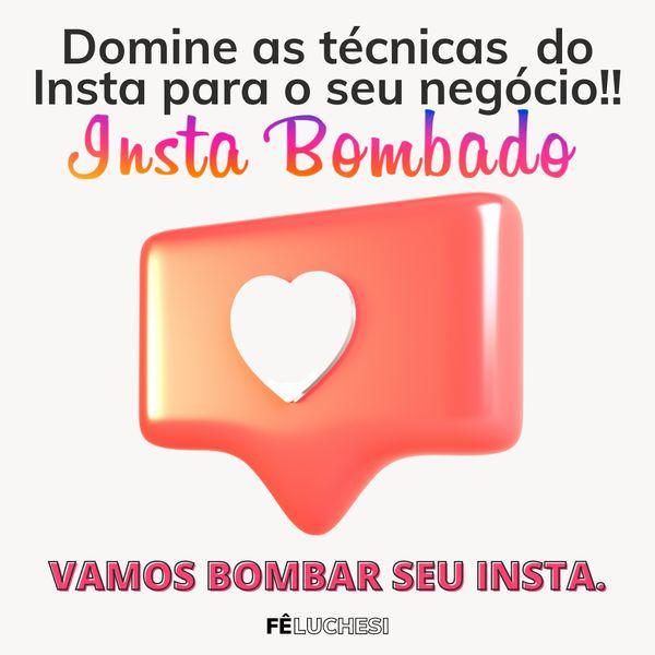Imagem principal do produto Insta Bombado Online