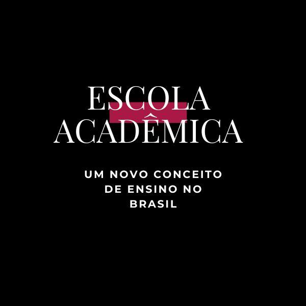 Imagem principal do produto Escola Acadêmica 2.0