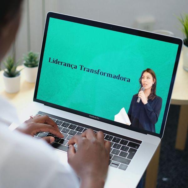 Imagem principal do produto Liderança Transformadora