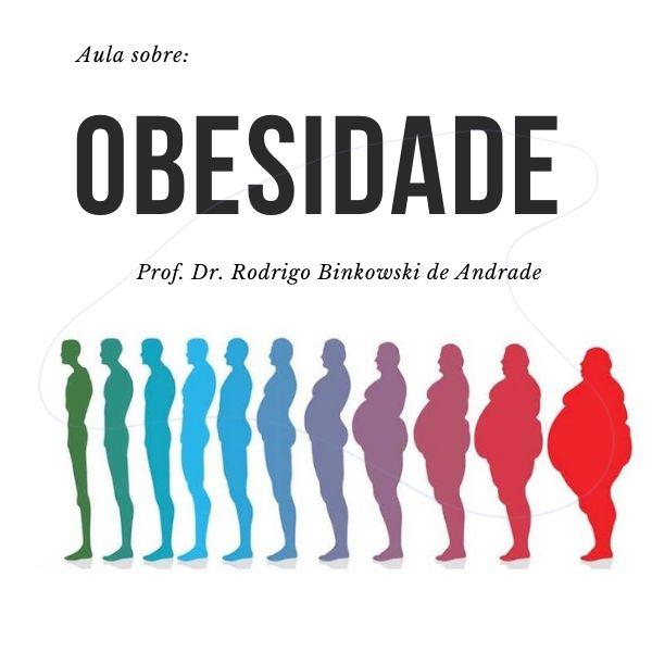 Imagem principal do produto Aula sobre Obesidade