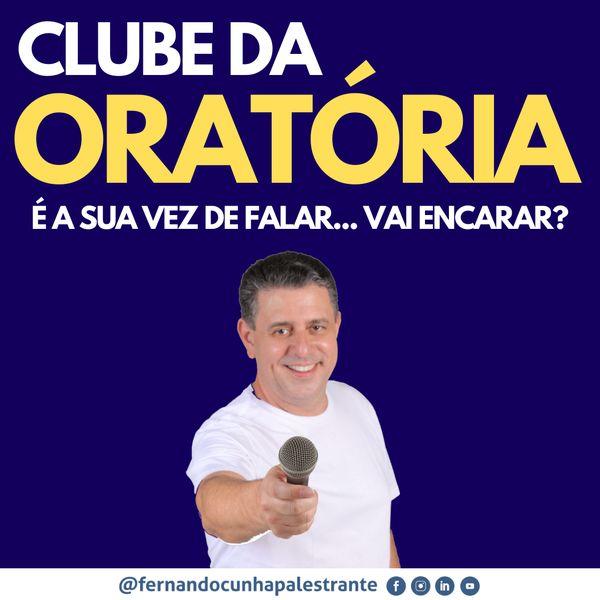Imagem principal do produto Clube da Oratória