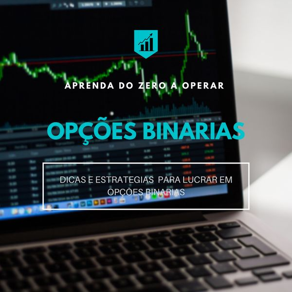 Imagem principal do produto CURSO PARA INICIANTES OPÇÕES BINARIAS
