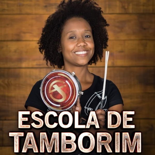 Imagem principal do produto Escola de Tamborim Thalita Santos