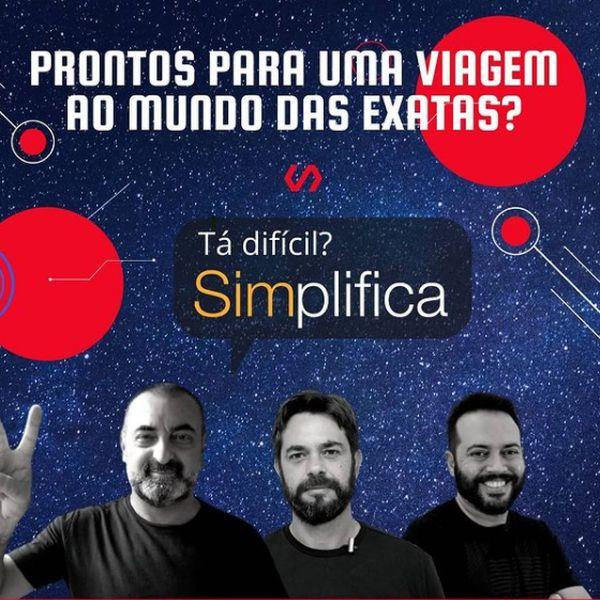 Imagem principal do produto Curso Simplifica - EXATAS 2021