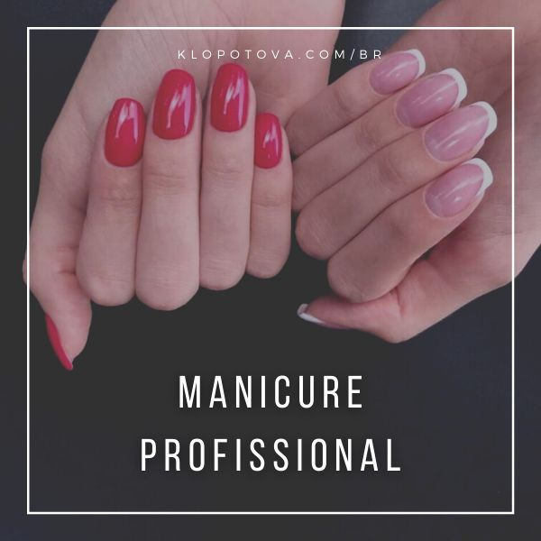 Imagem principal do produto Manicure profissional