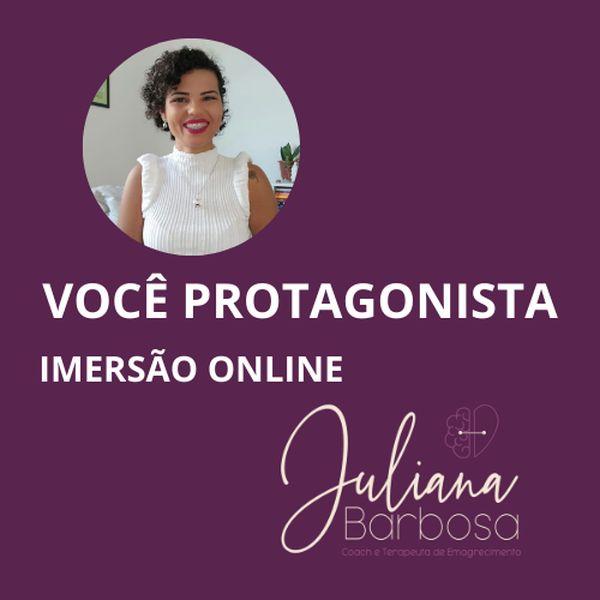 Imagem principal do produto IMERSÃO ONLINE VOCÊ PROTAGONISTA
